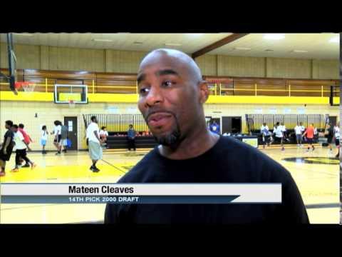 Mateen Cleaves remembers NBA Draft 2000