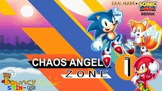 Chaos Angel Zone (Act 1) - Sonic Mania Remix