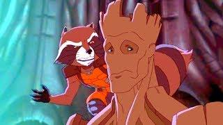 Стражи галактики - мультфильм Marvel – серия 2 сезон 1