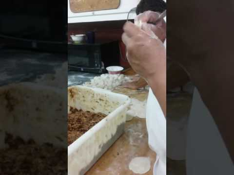 Pan fried ravioli yangtze river restaurant