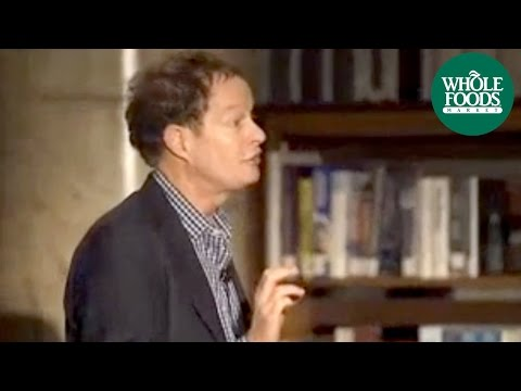John Mackey of Whole Foods Market Debates on Nutritional Science | Whole Foods Market