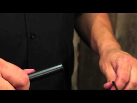 How to Clean a Pistol with a BoreSnake