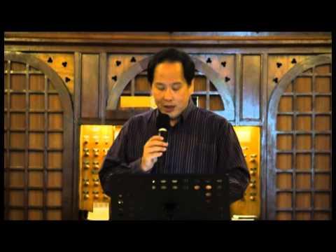 1. Who is Jesus (Mandarin)