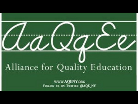Alliance for Quality Education on NY Gov., Andrew Cuomo