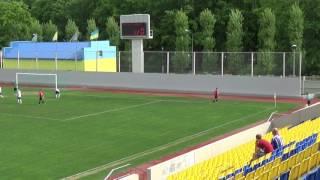 УФК-Олимпик U -19  - Буковина Черновцы 1 тайм