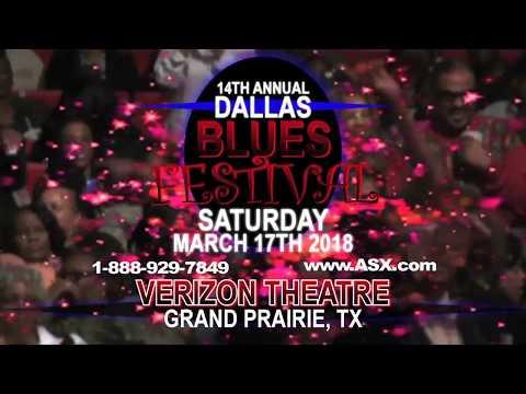 14th Annual Blues Festival - Dallas, TX - Verizon Theatre at Grand Prairie