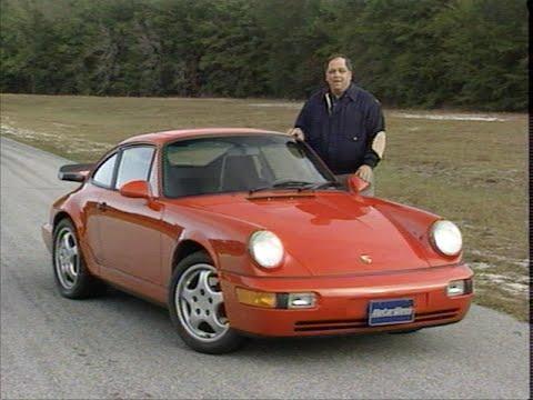 motorweek- -retro-review:-'93-911-rs-america