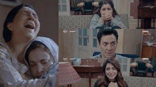 فى 'الطوفان' الحلقة 43.. وفاء عامر تبهر المشاهدين بعد علمها بوفاة والدتها