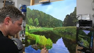 25 How To Start An Oil Painting  Oil Painting Tutorial