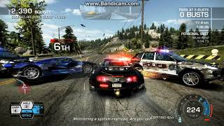 NFS SCPD End Of The Line Hot Pursuit