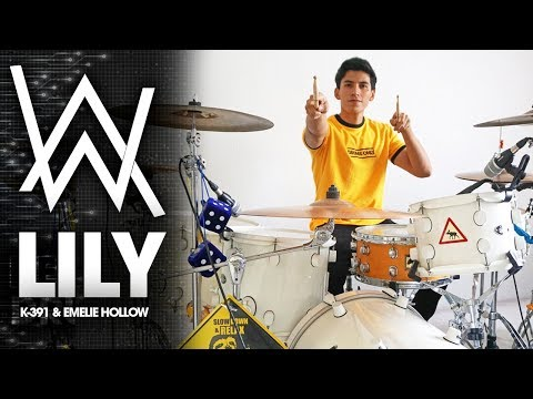 LILY - Alan Walker | Alejandro Drum Cover *Batería*