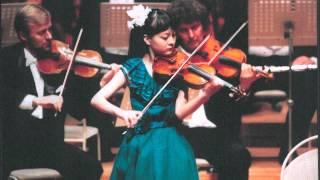 MENDELSSOHN: Violin Concerto , Rika MASATO ( 12 ans)