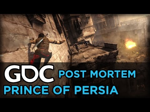 Classic Game Post Mortem: Prince of Persia