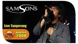 Samsons - Di Penghujung Muda (Live Konser Tangerang 10 April 2008)