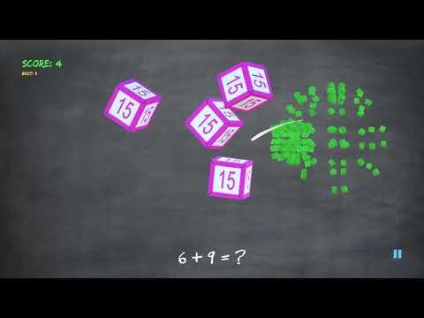 Splat Math Games Programme Op Google Play