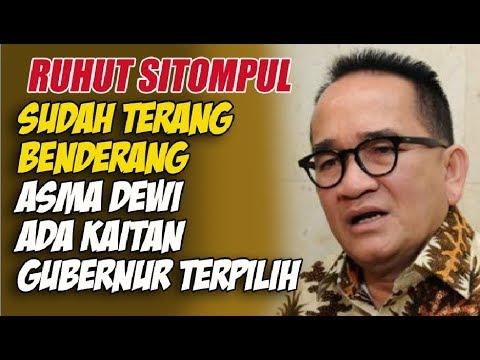 PEDAS..... Komentar Ruhut Sitompul soal Beredarnya Foto Asma Dewi dan Anies Sandi
