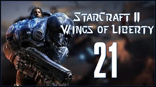 THE MOEBIUS FACTOR - StarCraft II: Wings of Liberty - Ep.21!