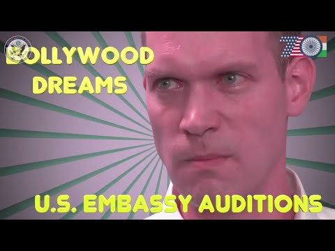U.S. Embassy's Reaction On Bollywood Dream Audition Very Funny Must Watch