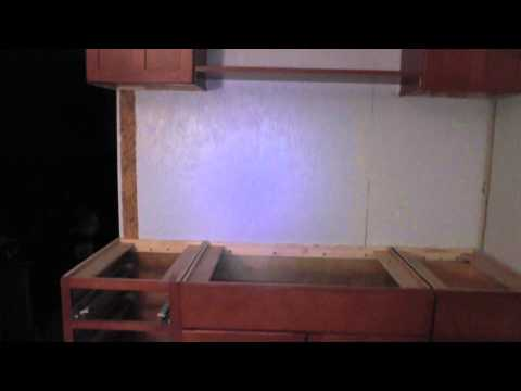 Kraftmaid Kitchen Cabinet Installation 007