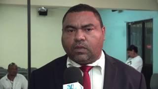 O vereador Luiz Gonzaga defende a remoção do lixão das proximidades do novo matadouro