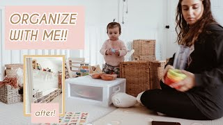 Declutter & Organize The House With ME!!