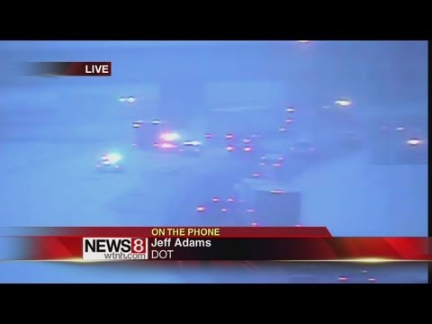 DOT on Connecticut road conditions