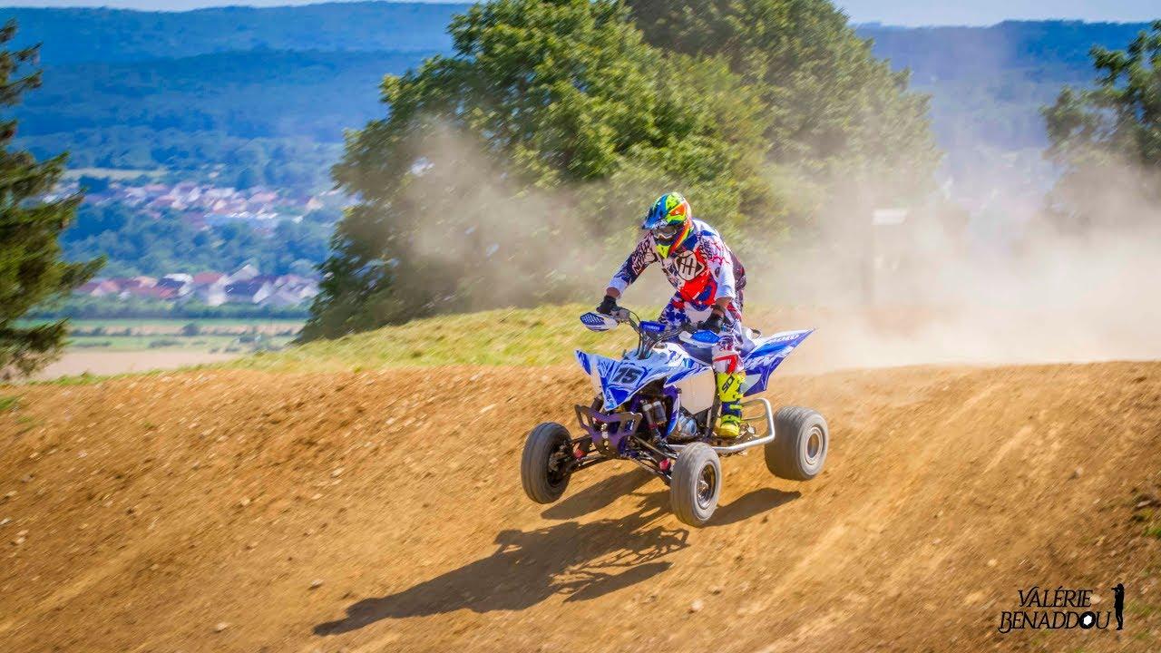Terrain Moto Cross De Frotey Les Vesoul 07 2019