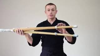 Kendo Gear : Types of Shinai and Shinai Maintenance - The Kendo Show