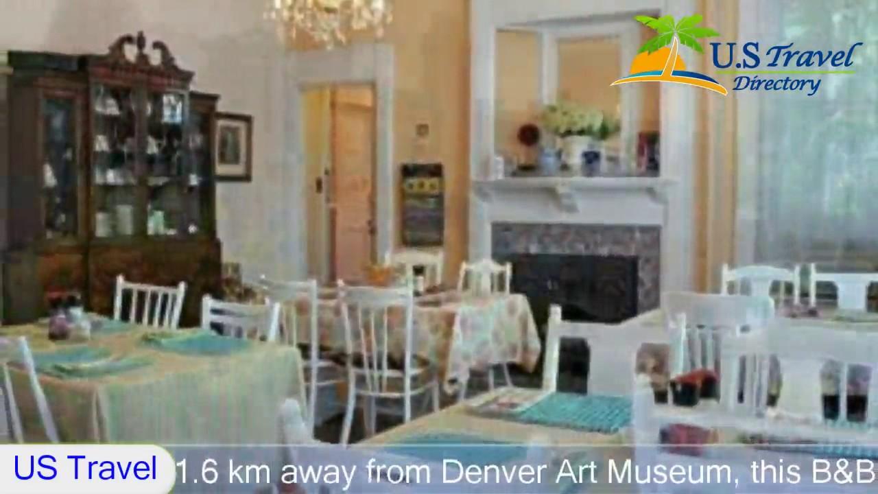 The Holiday Chalet Victorian Bed U0026 Breakfast   Denver Hotels, Colorado