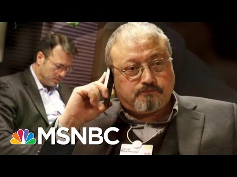 Report: Turks Claim Evidence Of Missing Washington Post Journalist | The Last Word | MSNBC