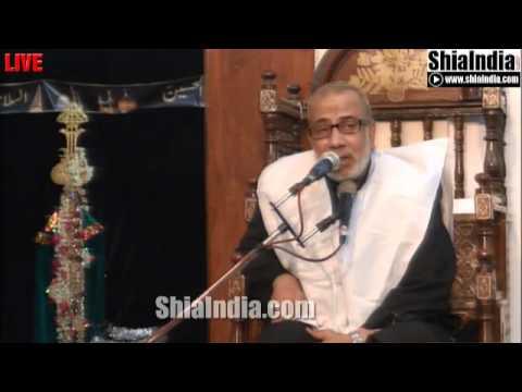 ShiaIndia.com Live Broadcast of Baitul Qayam Majlis