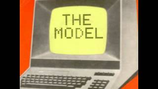 1981. THE MODEL. KRAFTWERK. MAXI VERSION.