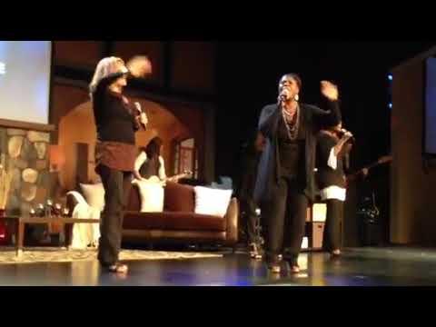 Debbie Winans-Lowe & Kristin Hill- He said He