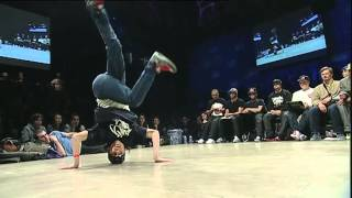 Movie One vs Cecile (HIP OPsession 2013 1vs1 Bgirl Battle)