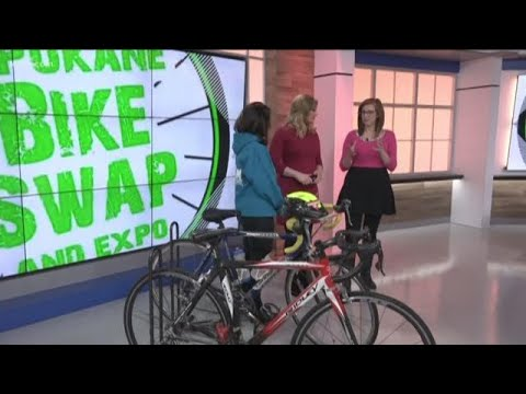 Spokane Bike Swap & Expo