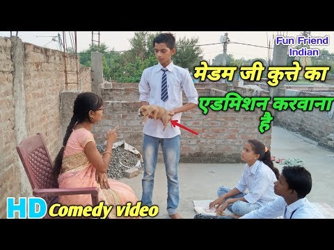 Comedy Video |Teacher Vs Student Part 3 | Fun Friend Indian