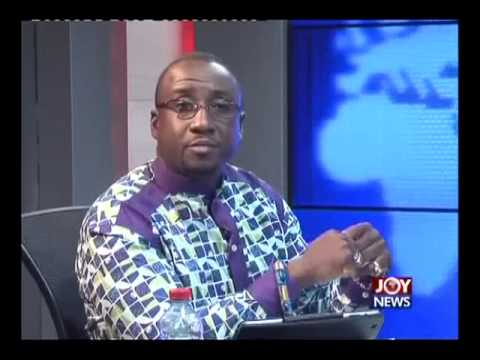 Ensuring Imports of Standard Goods - PM Express on Joy News (5-3-15)