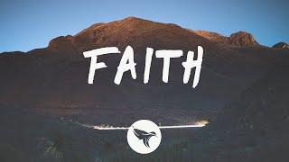 Nurko - Faith (Lyrics) Caslow Remix, ft. Dia Frampton