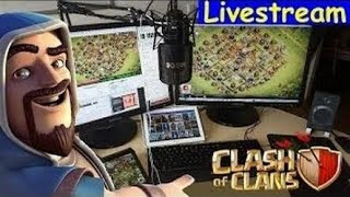 COC LIVE BASE TAG REVIEW AND ATTACKS