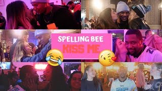 IN THIS VIDEO CONTESTANTS HAVE TO SPELL 5 WORDS CORRECTLY FOR A CHA...