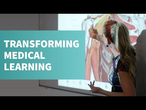 Complete Anatomy: Transforming Medical Learning at University of Buckingham