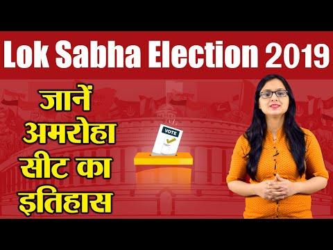 Lok Sabha Election 2019: History of Amroha Constituency, MP Performance card   वनइंडिया हिंदी