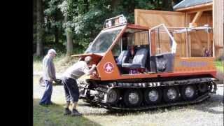 Lavina PL 800Z proměna