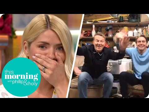 Holly Gets Pranked Live On This Morning During a Phone In | This Morning