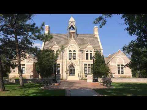 Colorado College Campus Video Tour