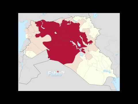IS/ISIS/ISIL evolution in 2014 - FabioTV