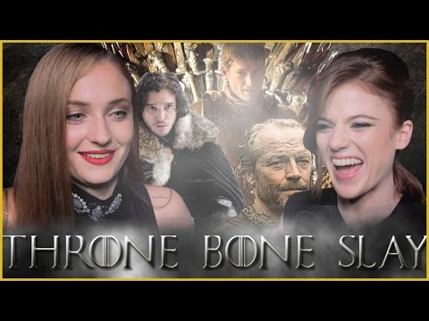 Watch The Game Of Thrones Cast Play F*ck, Marry, Kill