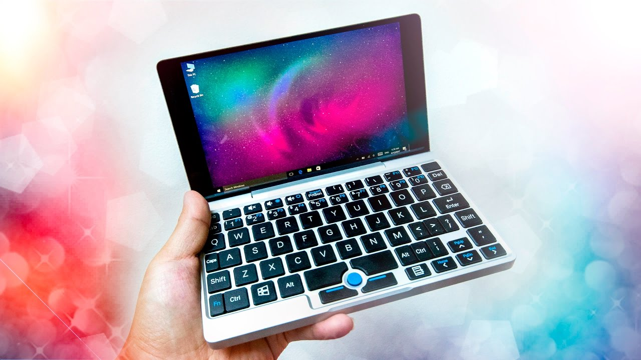 GPD Pocket: 7 0' UMPC-Laptop 'Ubuntu or WIN 10 OS' | Indiegogo