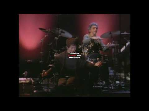 Steve Gadd ' 94 Live Video [ AND HERE YOU ARE ] Kimiko Itoh.