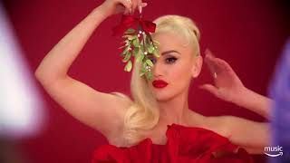 Behind the Scenes of Gwen Stefani's You Make It Feel Like Christmas Album Shoot